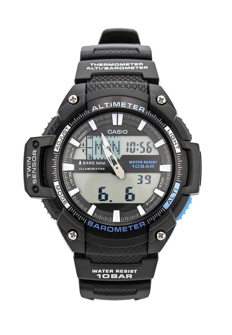 Мужские часы Casio SGW-450H-1A