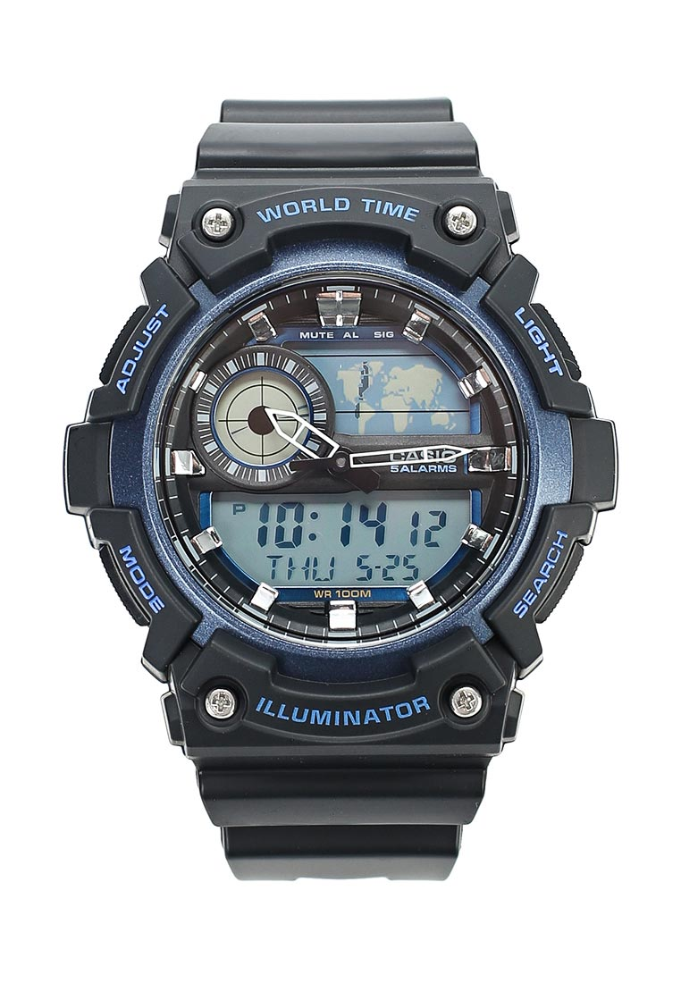 Мужские часы Casio AEQ-200W-2A