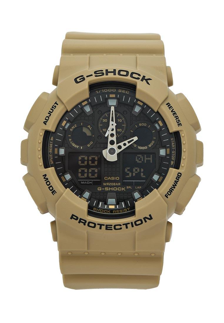 Часы Casio GA-100L-8A