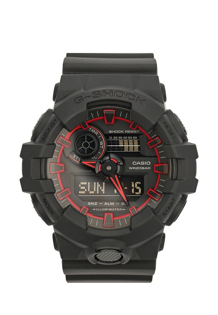 Часы Casio GA-700SE-1A4