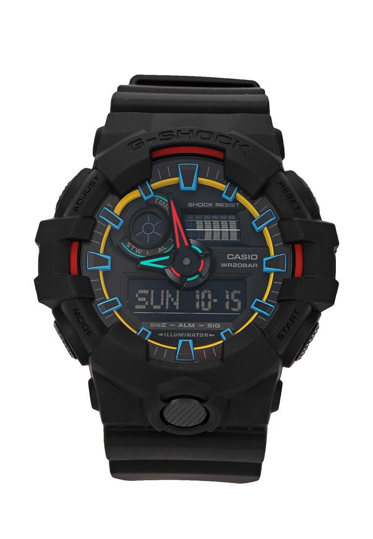 Часы Casio GA-700SE-1A9