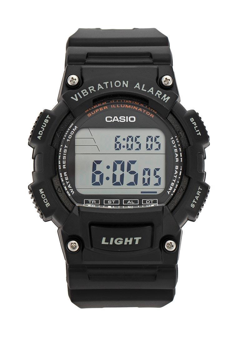 Мужские часы Casio W-736H-1A
