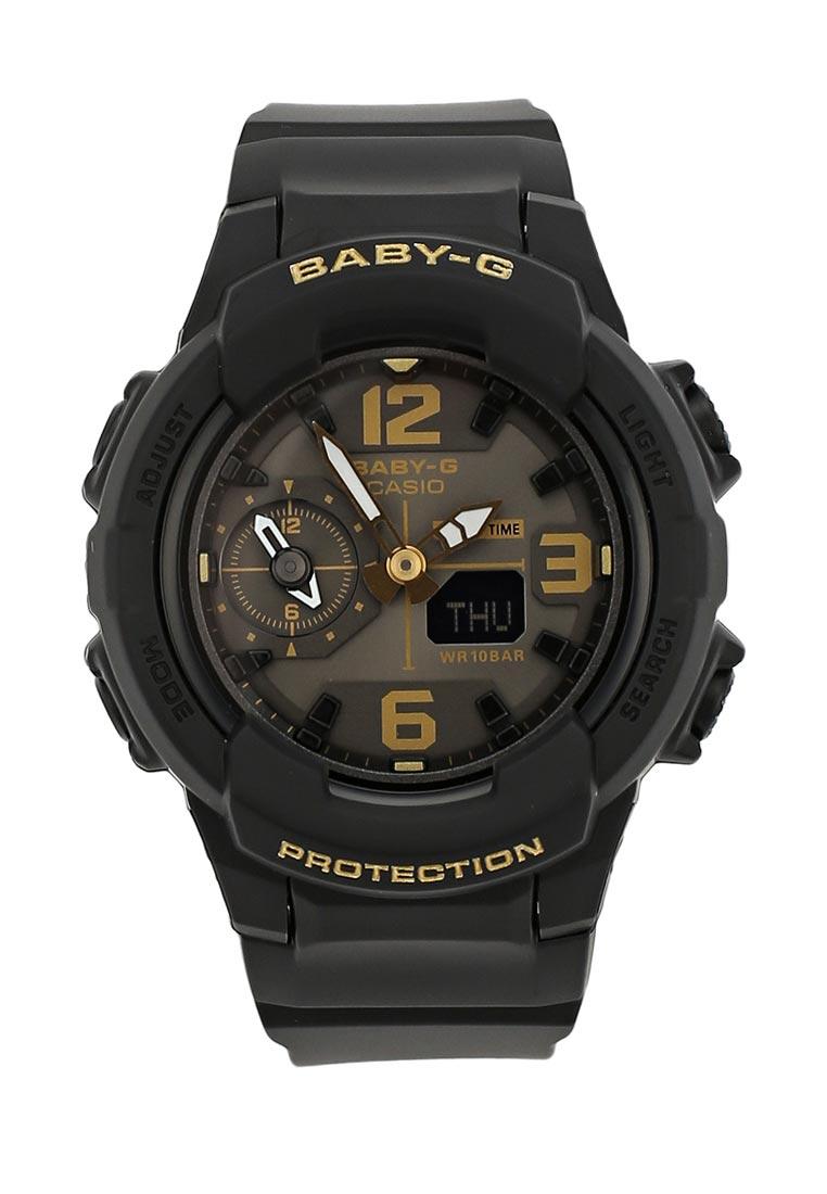 Часы Casio BGA-230-1B: изображение 1
