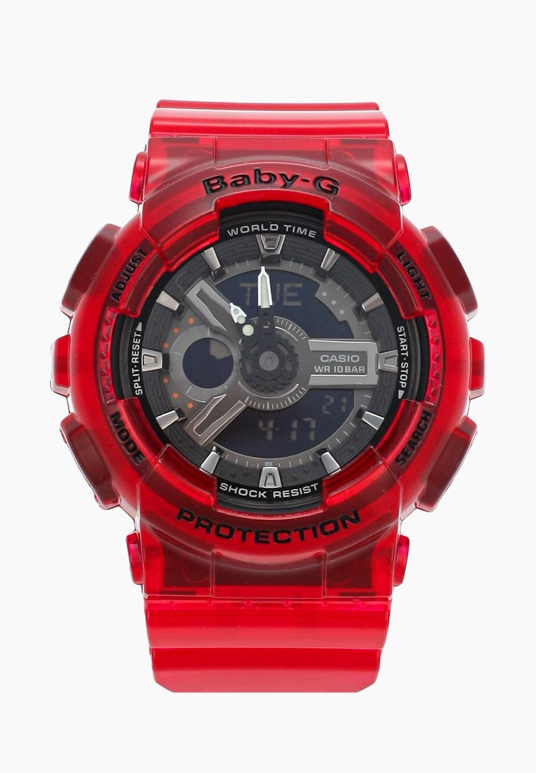 Часы Casio BA-110CR-4A