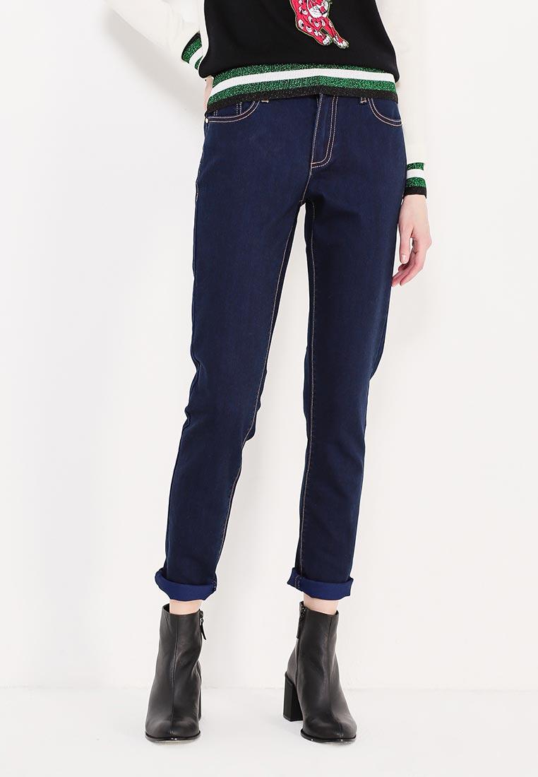 Зауженные джинсы Cavalli Class A1IQA0406404W