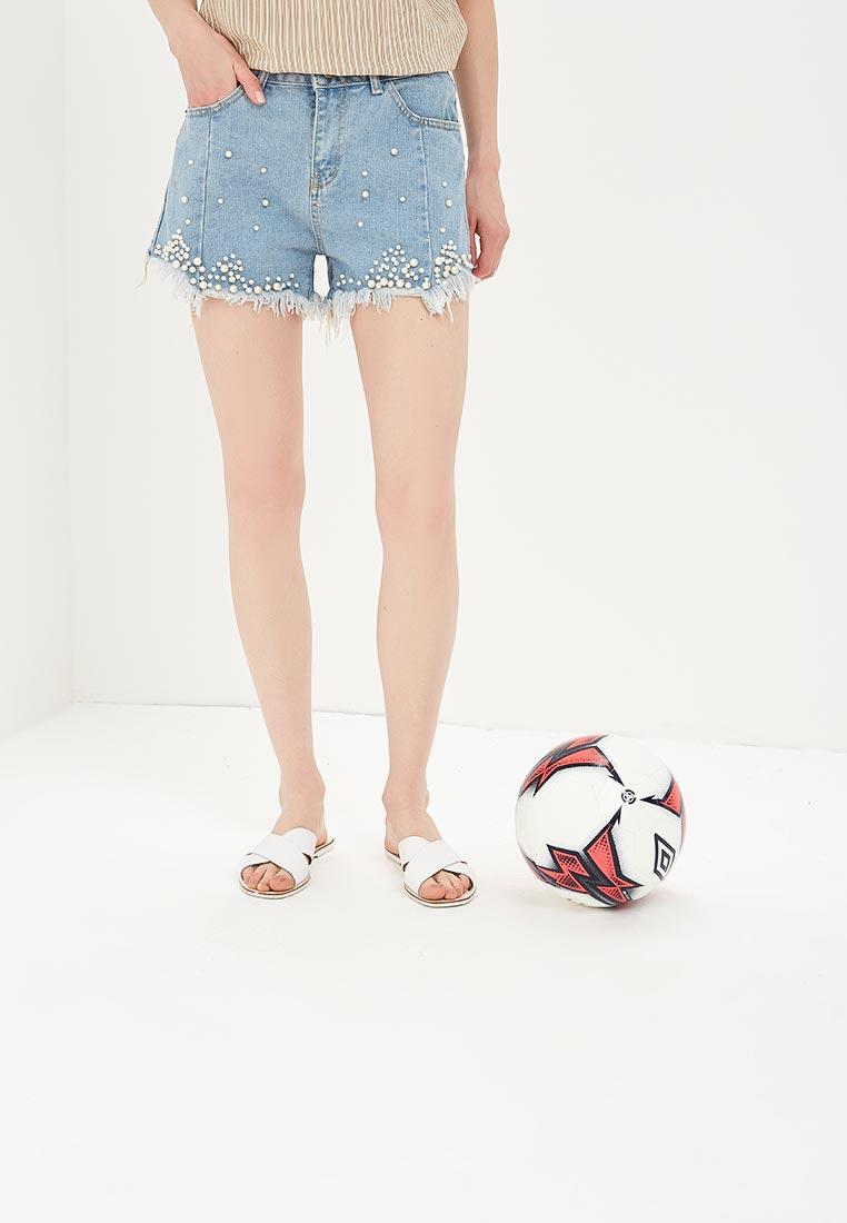 Женские джинсовые шорты Care of You F52188
