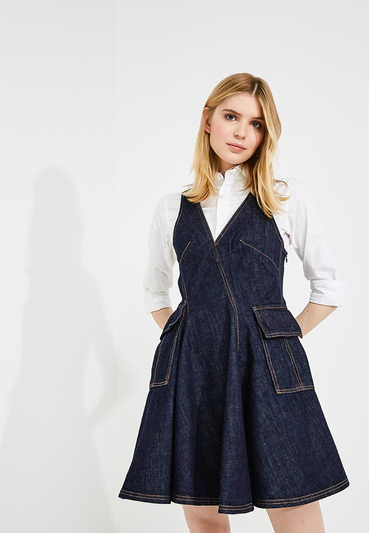 Платье Carven 2610R3040