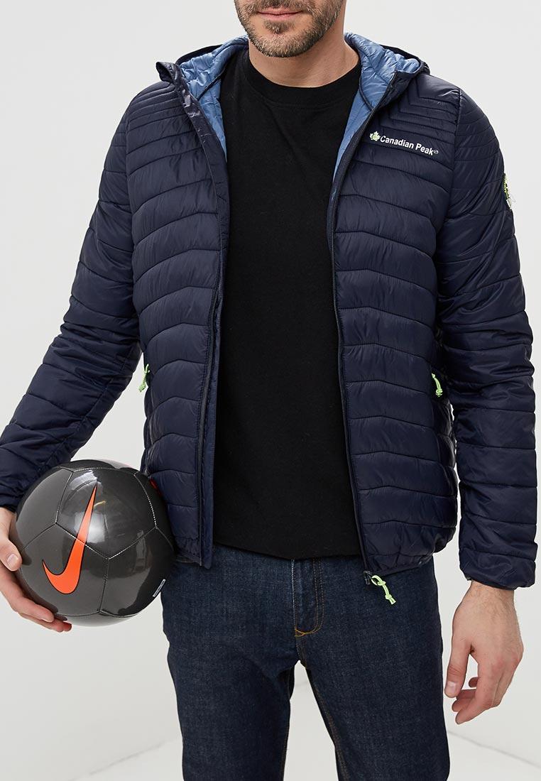 Утепленная куртка Canadian Peak BIKE MEN NAVY 056 CP