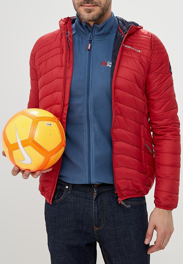 Утепленная куртка Canadian Peak BIKE MEN RED 056 CP