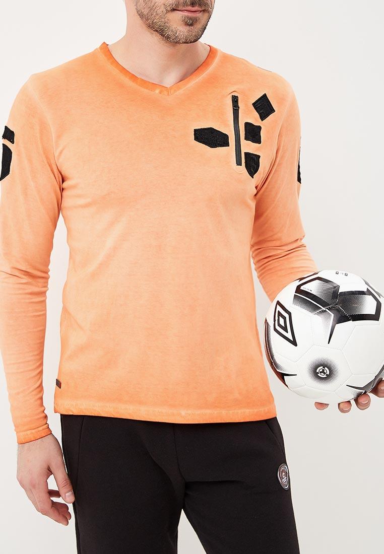 Футболка с длинным рукавом Canadian Peak JAGGER LS MEN 200 CP 2600