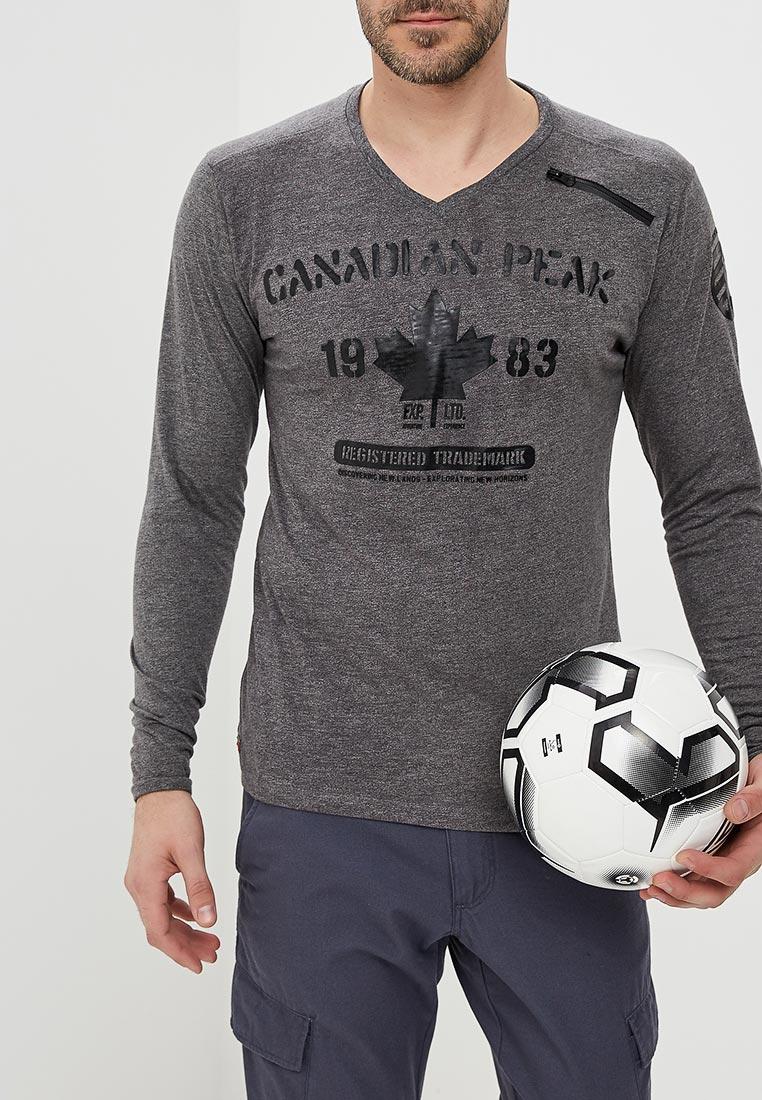Футболка с длинным рукавом Canadian Peak JUMANDER LS MEN 200 CP 2600