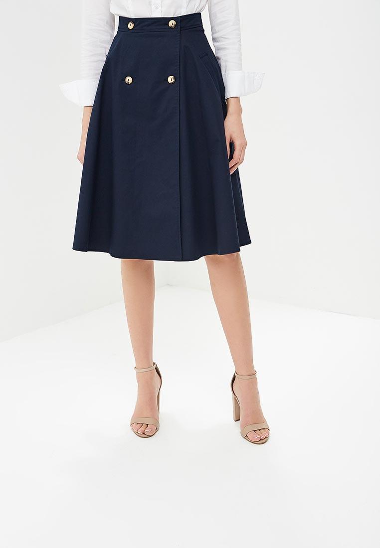 Прямая юбка Calista 0-134691