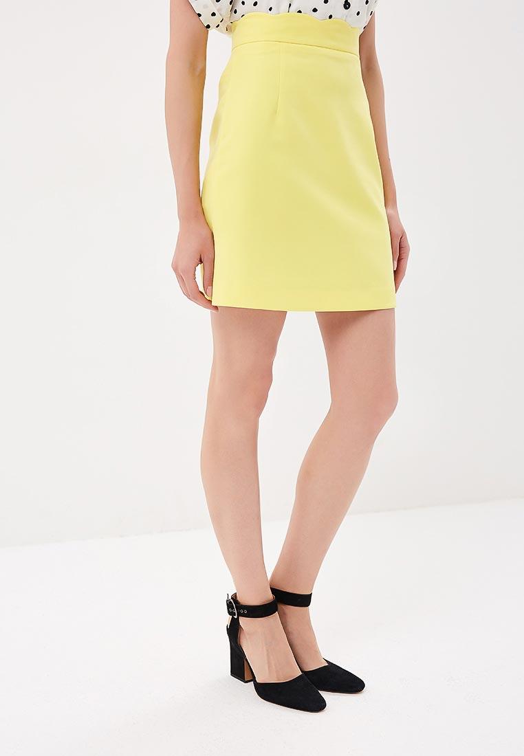 Прямая юбка Calista 1-012316