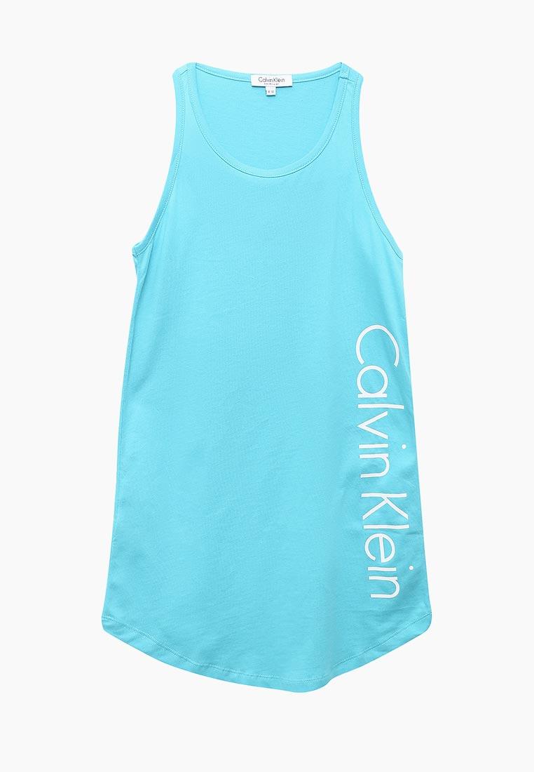 Повседневное платье Calvin Klein (Кельвин Кляйн) G80G800132