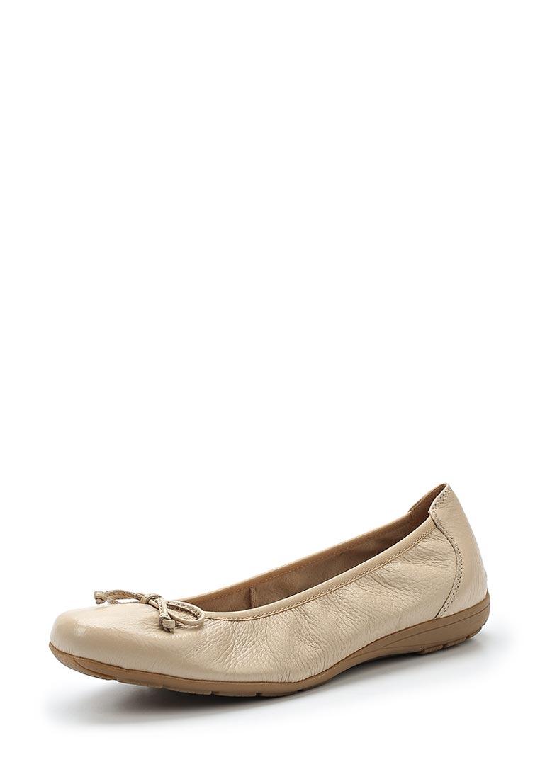 Женские балетки Caprice 9-9-22106-20-406