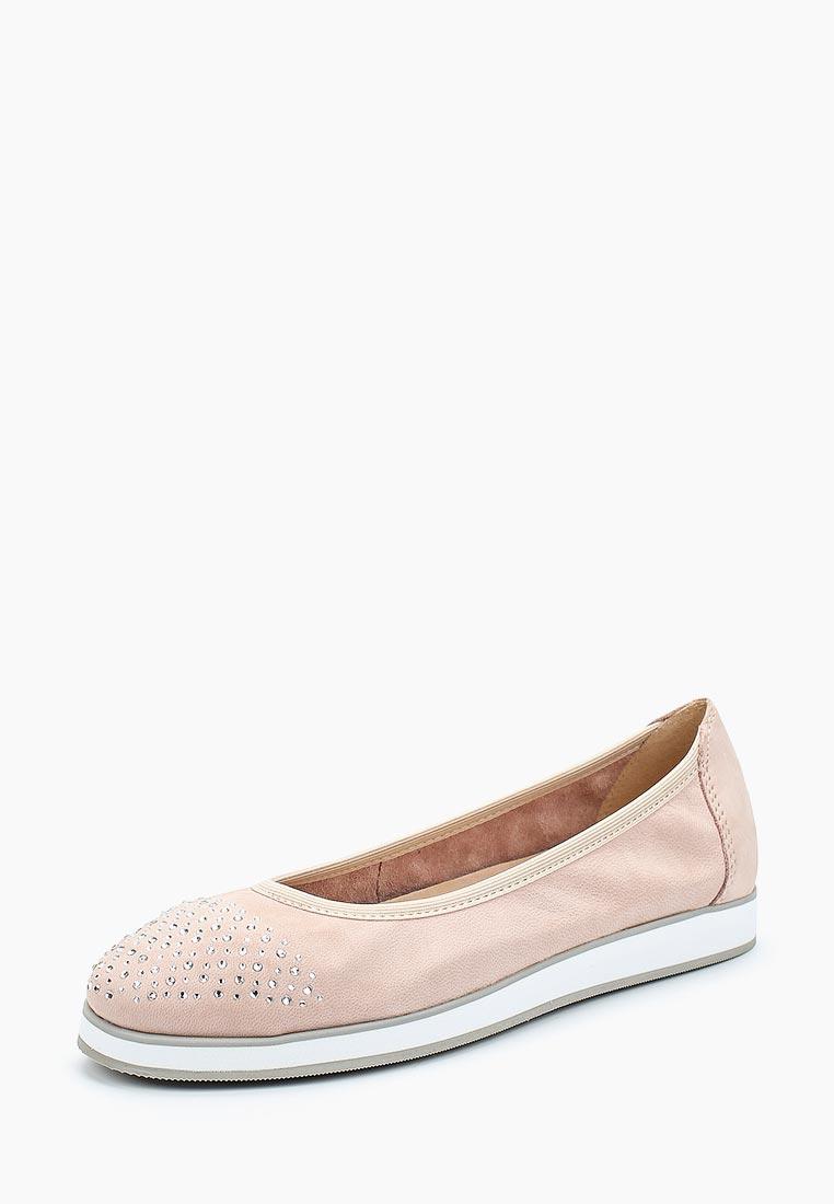 Женские балетки Caprice 9-9-22126-20-509