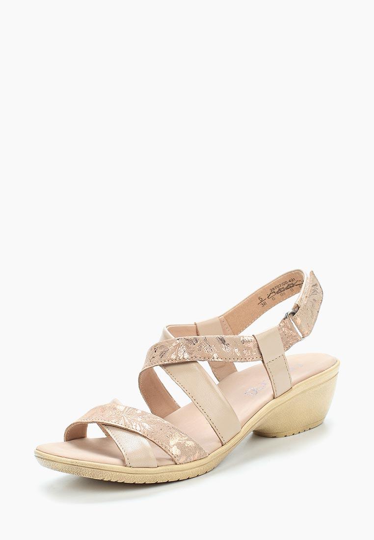 Женские сандалии Caprice 9-9-28707-20-491