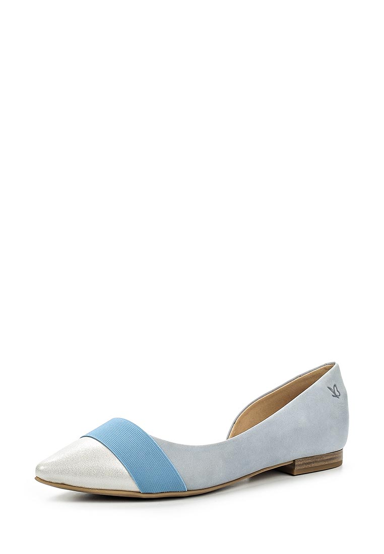 Туфли на плоской подошве Caprice 9-9-22110-28-802