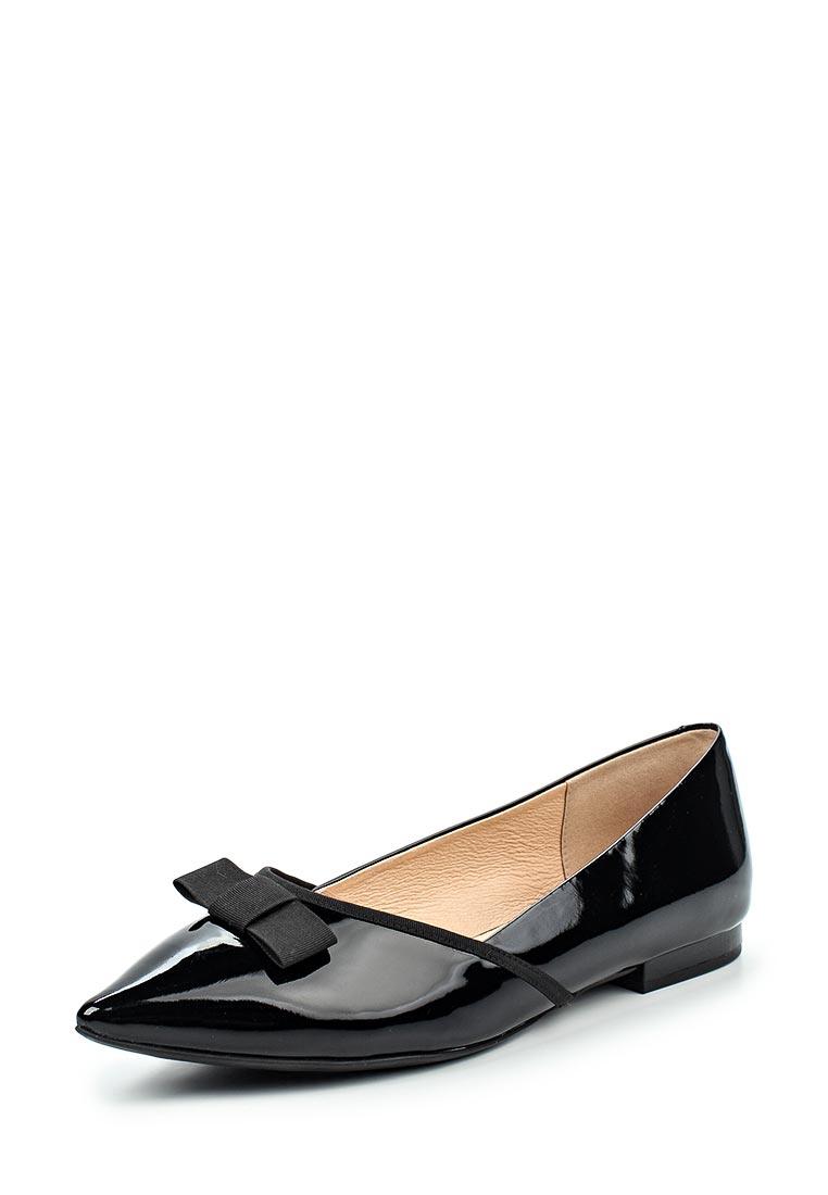 Туфли на плоской подошве Caprice 9-9-22111-28-018