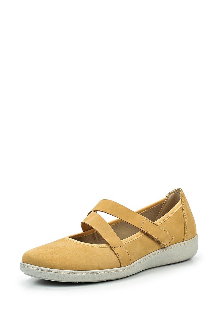 Туфли на плоской подошве Caprice 9-9-24601-28-622