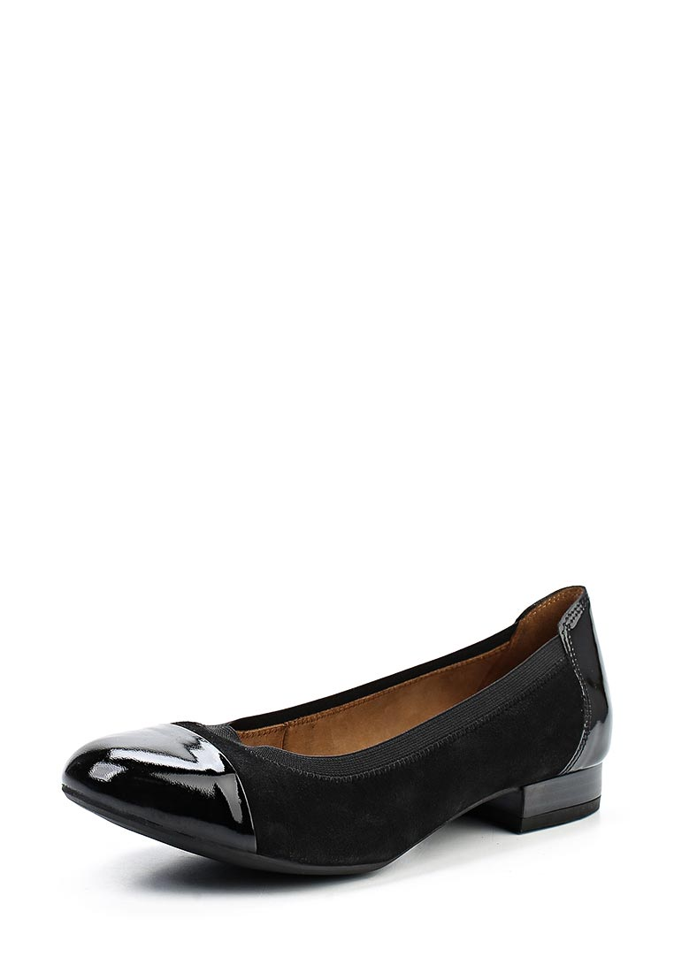 Туфли на плоской подошве Caprice 9-9-22152-29-033