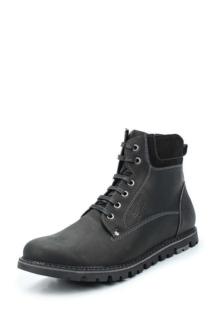 Мужские ботинки Calipso (Калипсо) 411-01-RMN-01-NM