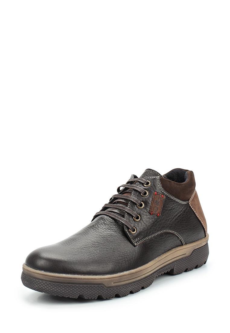Мужские ботинки Calipso (Калипсо) 418-01-RMN-02-KM