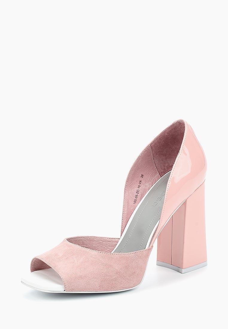 Женские туфли Calipso (Калипсо) 165-05-ZC-10-VK