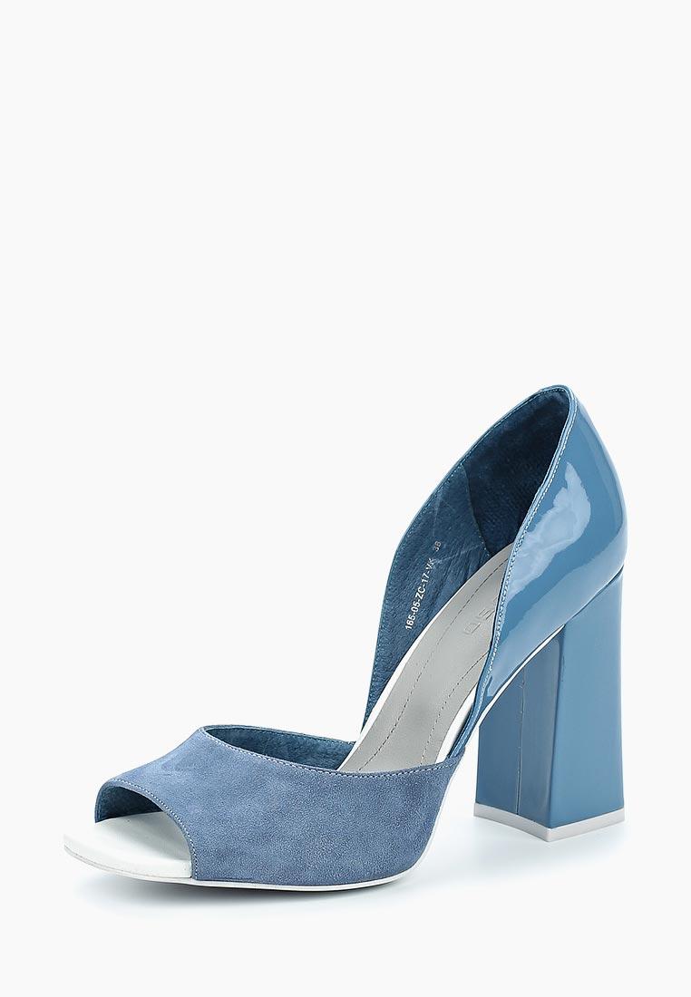 Женские туфли Calipso (Калипсо) 165-05-ZC-17-VK