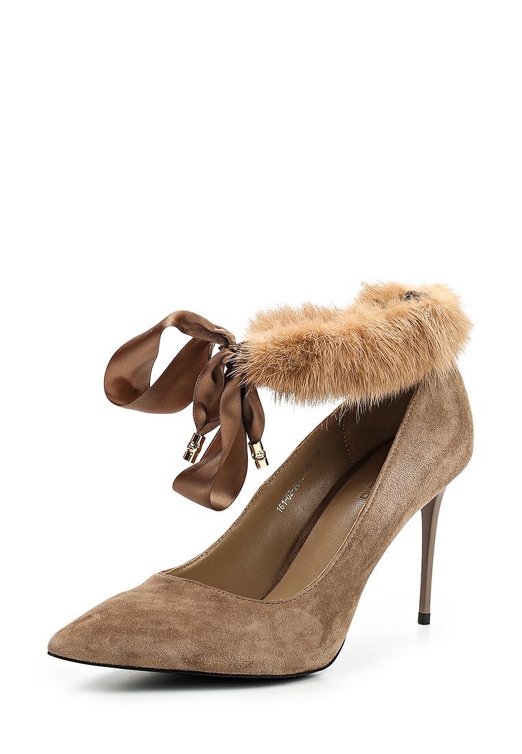 Женские туфли Calipso (Калипсо) 161-02-ZC-03-VK