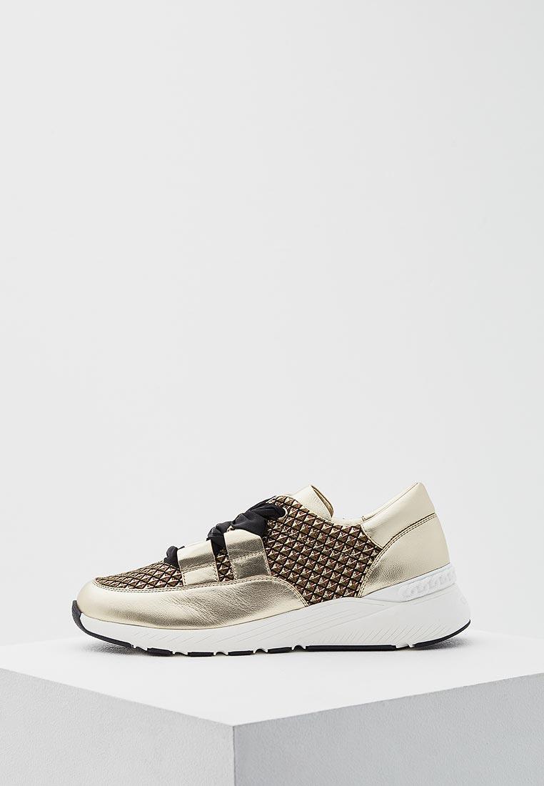 Женские кроссовки Casadei 2J000K0201X390