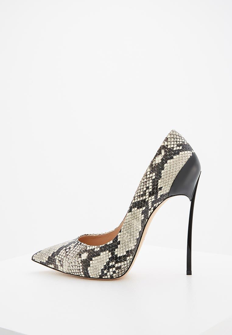Женские туфли Casadei 1F317K120TIDRA