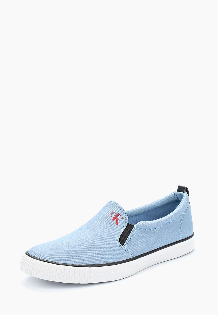 Слипоны Calvin Klein Jeans S1488