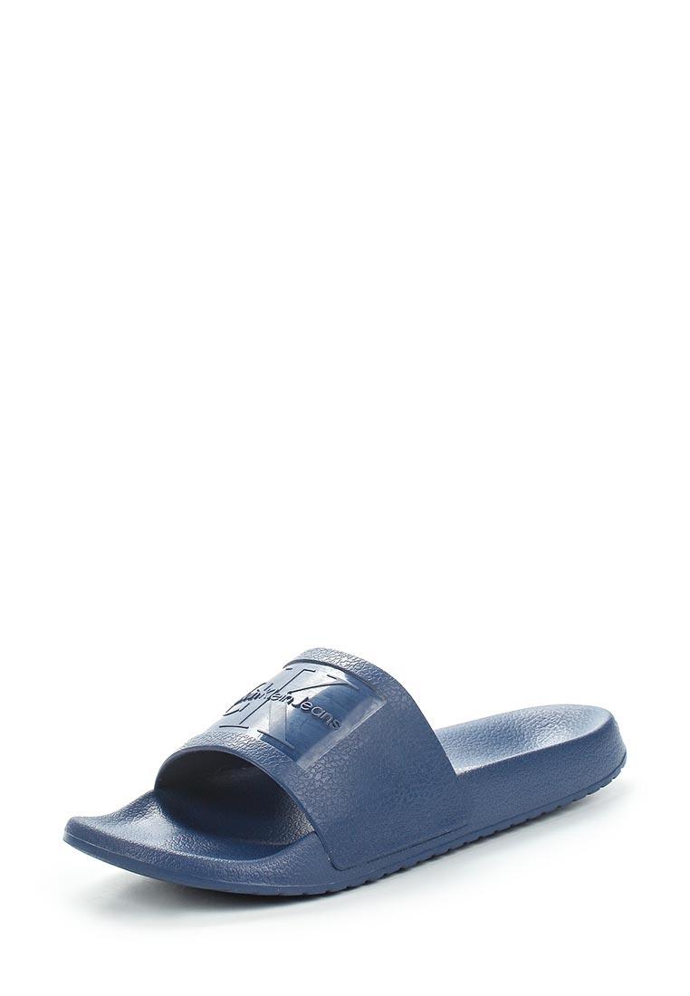 Женские сланцы Calvin Klein Jeans R8837