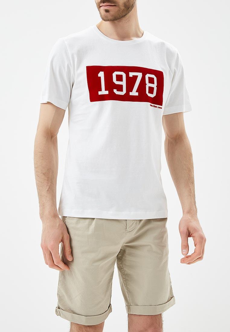Футболка с коротким рукавом Calvin Klein Jeans J30J306900