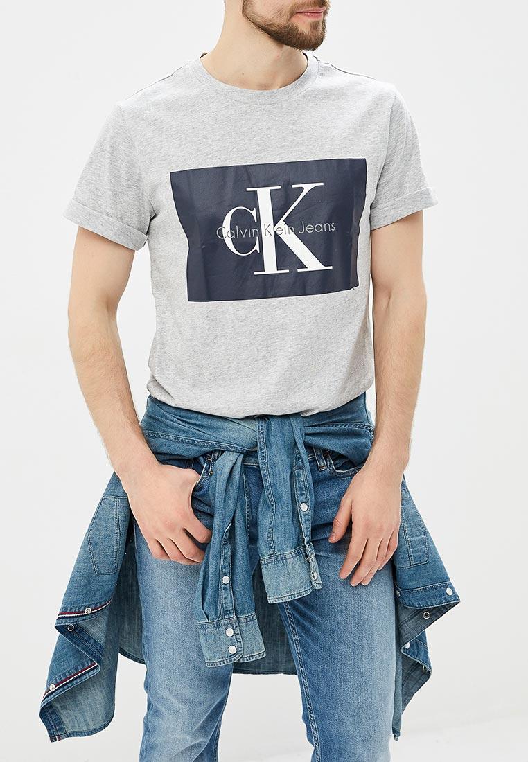 Футболка с коротким рукавом Calvin Klein Jeans J30J307427