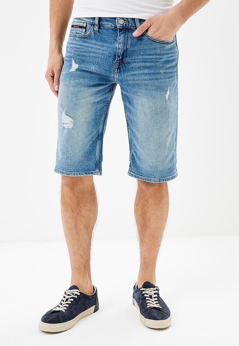 Мужские повседневные шорты Calvin Klein Jeans J30J307405