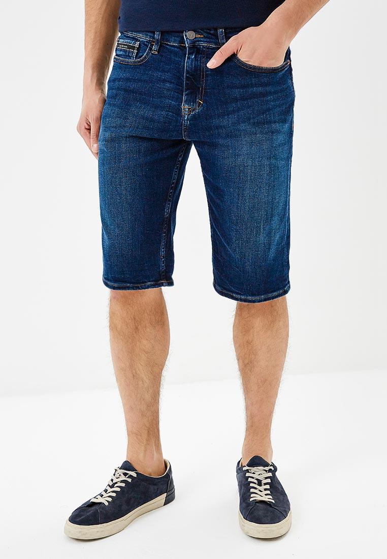 Мужские повседневные шорты Calvin Klein Jeans J30J307407
