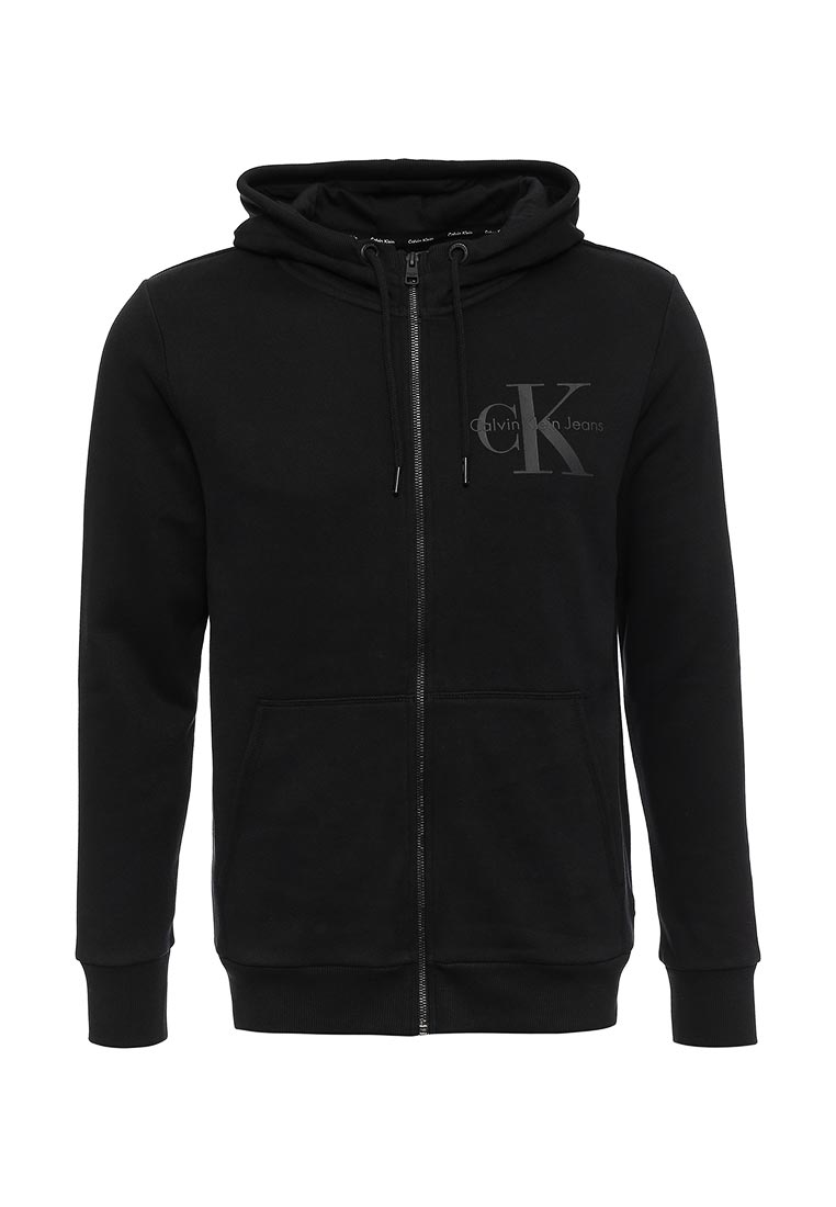 Толстовка Calvin Klein Jeans J30J300654: изображение 5