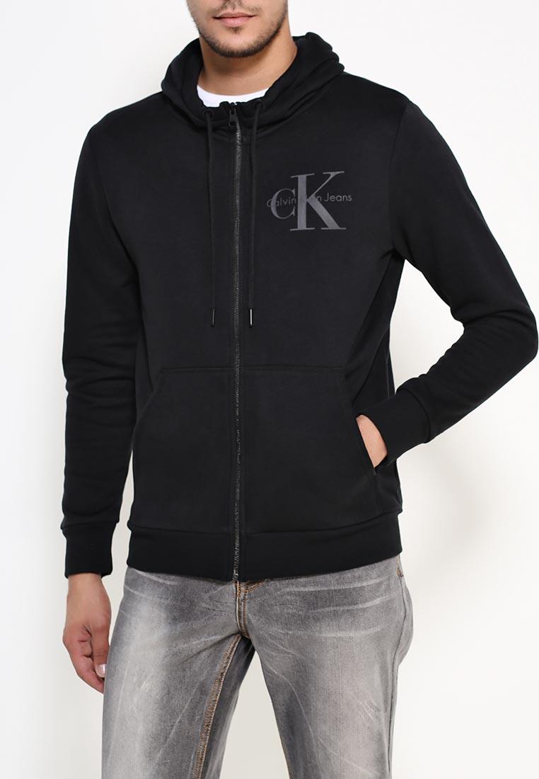 Толстовка Calvin Klein Jeans J30J300654: изображение 7