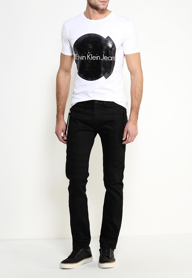 Футболка с коротким рукавом Calvin Klein Jeans J30J301081: изображение 6