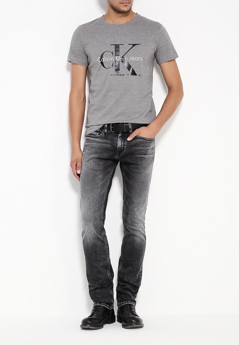 Футболка с коротким рукавом Calvin Klein Jeans J3IJ302251: изображение 6