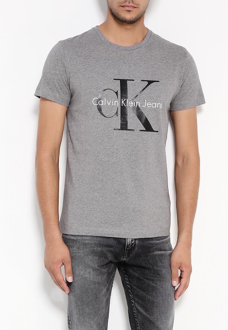 Футболка с коротким рукавом Calvin Klein Jeans J3IJ302251: изображение 7