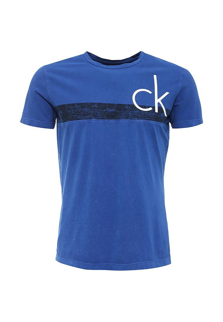 Футболка с коротким рукавом Calvin Klein Jeans J30J304574