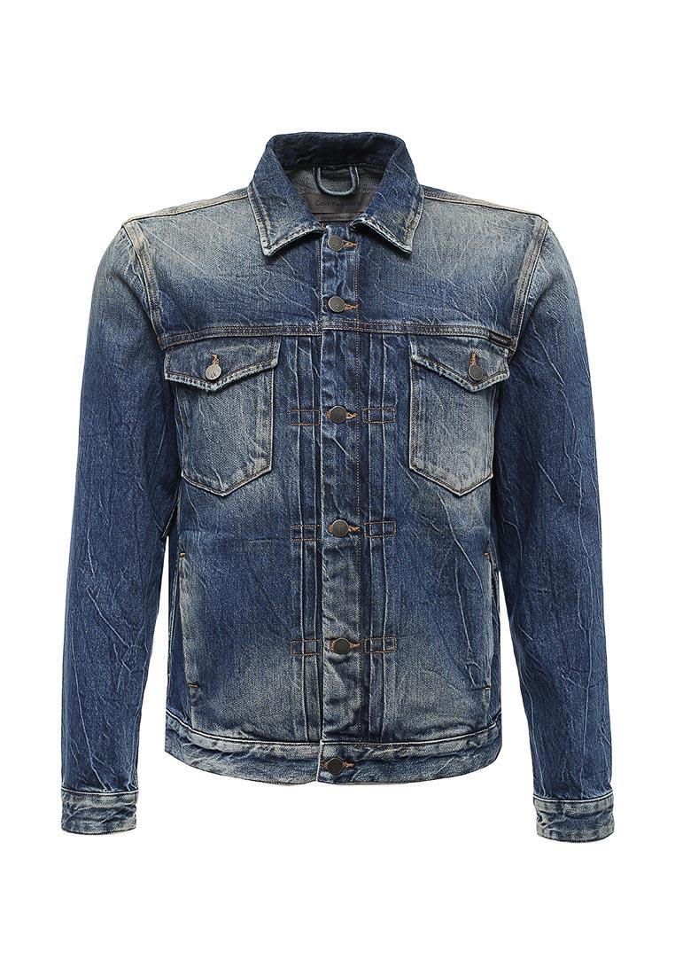Джинсовая куртка Calvin Klein Jeans J30J305549