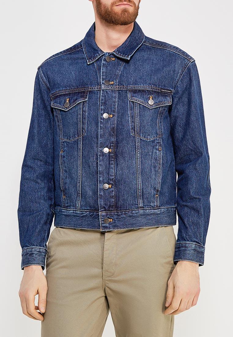 Джинсовая куртка Calvin Klein Jeans J30J306318