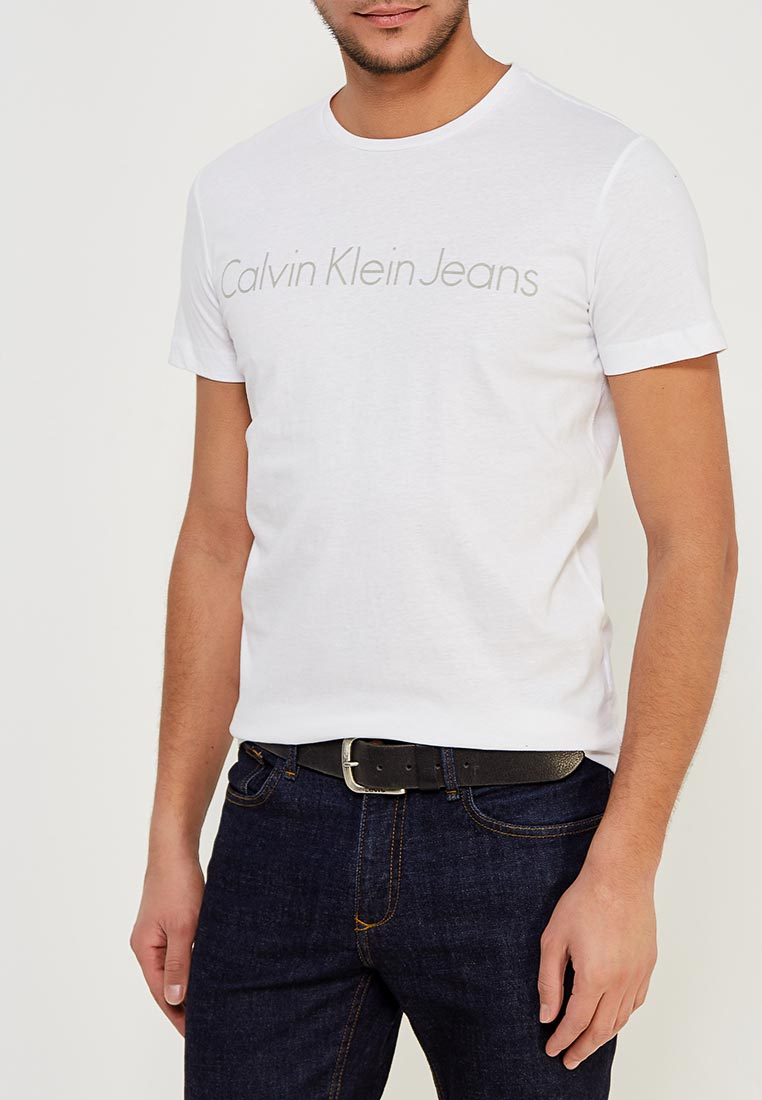Футболка с коротким рукавом Calvin Klein Jeans J30J306458