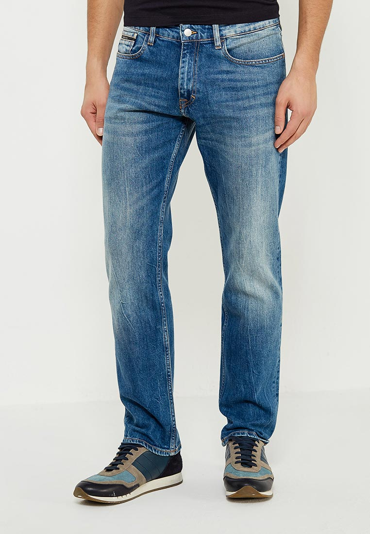 Мужские прямые джинсы Calvin Klein Jeans J30J306641