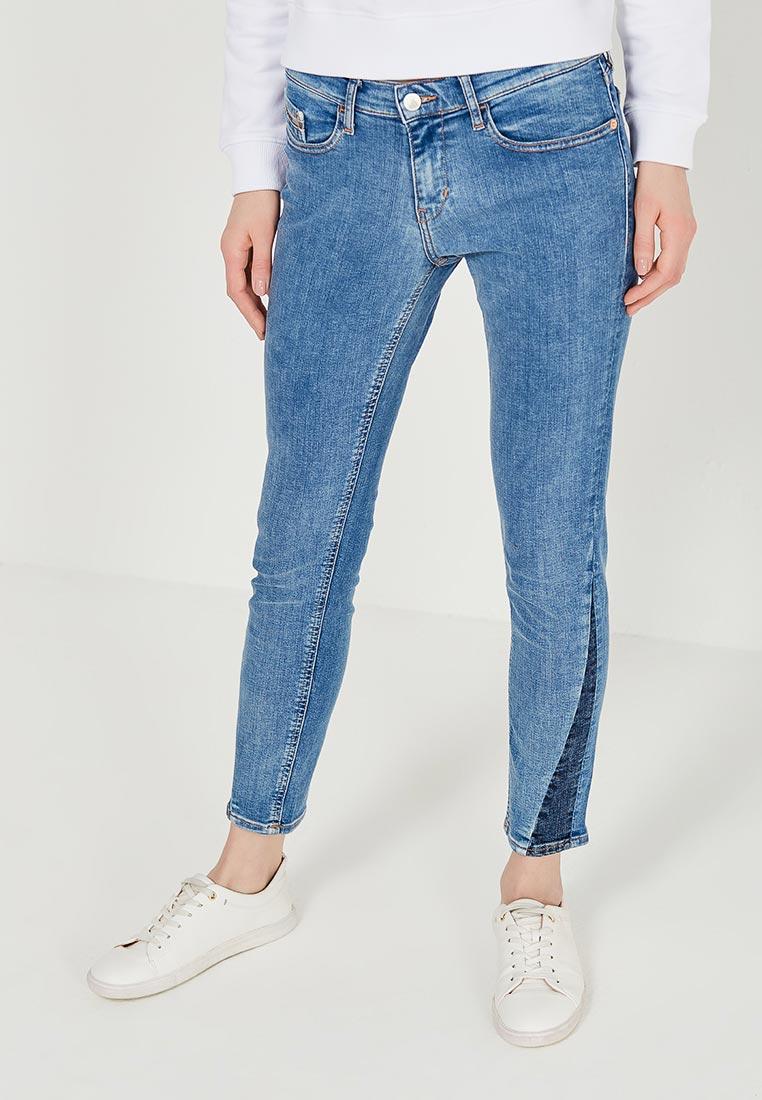 Зауженные джинсы Calvin Klein Jeans J20J207142