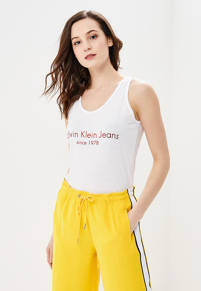 Майка Calvin Klein Jeans J20J207030